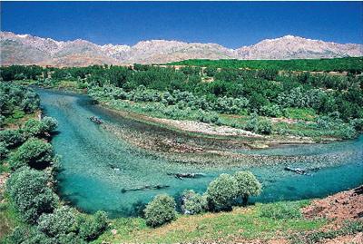 Türkiye'nin En Büyük Millî Parklarından Biri : Munzur Vadisi