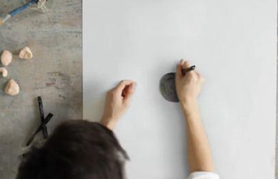 Faber Castell İlginç Reklamı