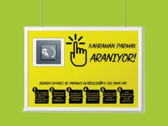 Tasarruf Bilgilendirme Posteri