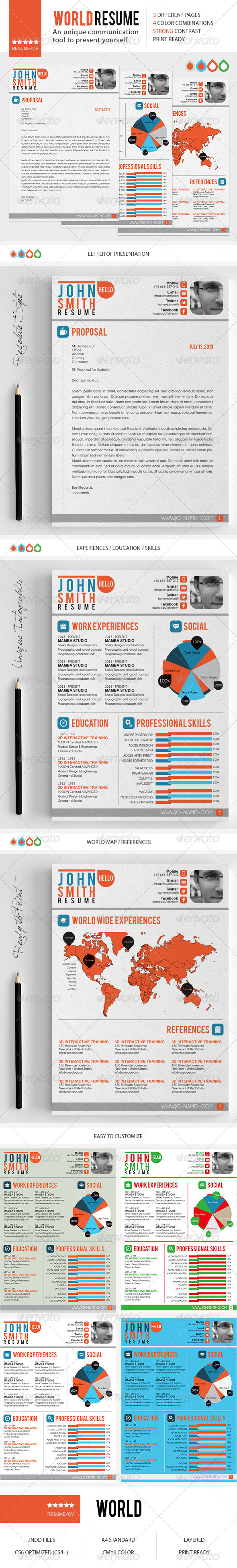 World Resume/CV - http://graphicriver.net/item/world-resumecv/5117218?WT.ac=search_thumb&WT.z_author=alpaaca