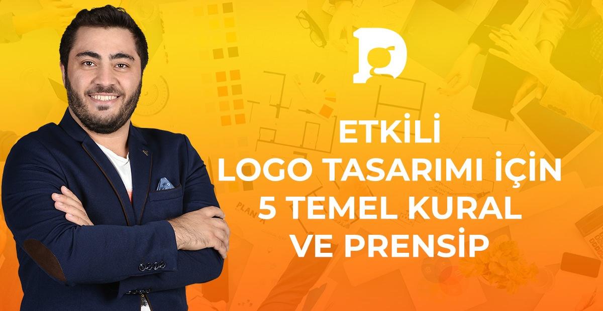 Etkili Logo Tasarımı için 5 Temel Kural Ve Prensip