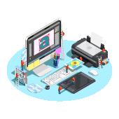 Grafik Tasarım & Geliştirme