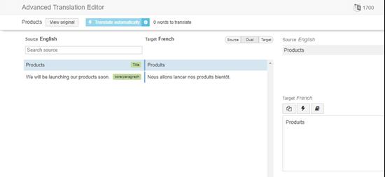 WPML için Gelişmiş Çeviri Düzenleyicisi