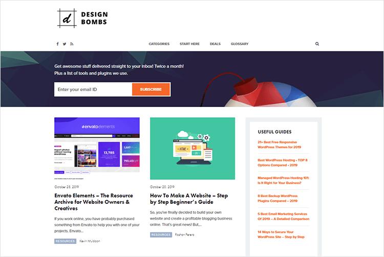 en iyi web tasarım blogları - Tasarım Bombaları