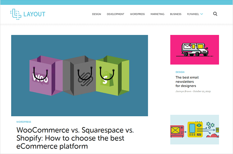 en iyi web tasarım blogları - Düzen