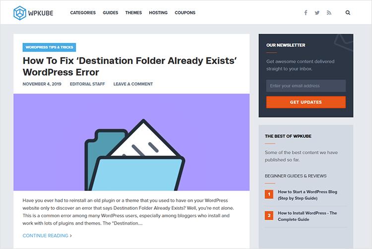 en iyi web tasarım blogları - WPKube
