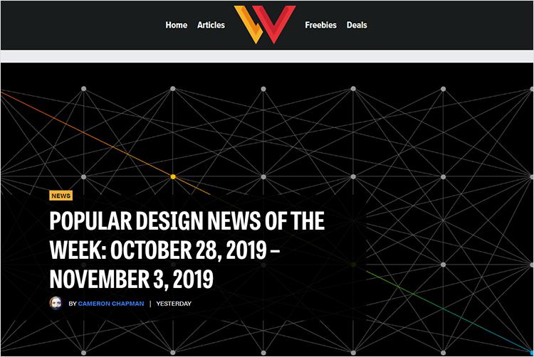 en iyi web tasarım blogları - Web Designer Depot