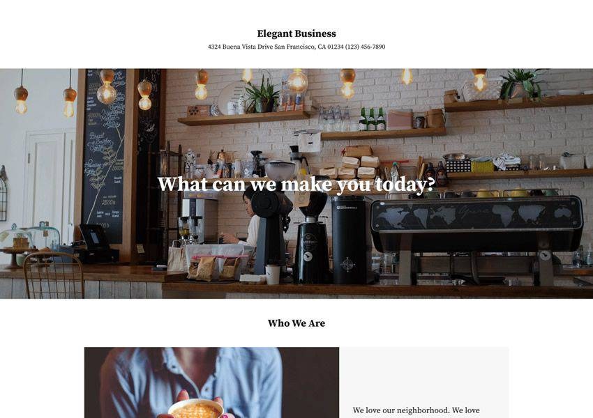 Zarif, ücretsiz WordPress teması wp duyarlı iş kurumsal